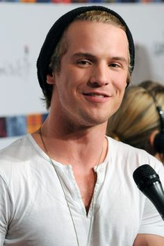 Freddie Stroma aka McLaggen in Harry Potter