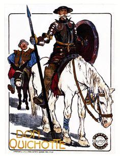 Posiblemente el primer fanfic fuera el llamado Quijote de Avellaneda. Una continuación apócrifa que cabreó a Cervantes hasta el punto de publicar una segunda parte de El Quijote que no tenía prevista.