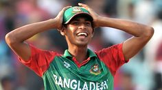 When I saw Mohammed Irfan, I realized how smaller my feet are, says Mustafizur