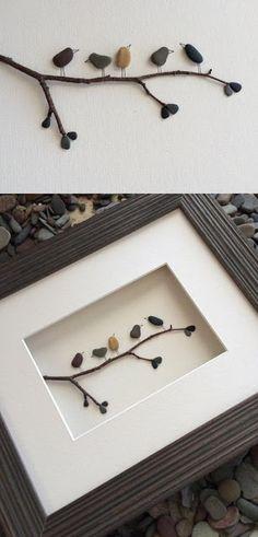 Arte Em Pedra De Sharon Nowlan