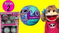 LOL Surprise Dolls SERIES 2 Lil Sister Dolls Color Change Baby Big Sis T...