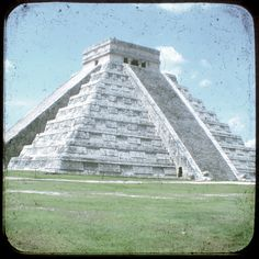 The brilliant ruins of Chichén Itzá evidence a dazzling ancient city that once centered the Maya empire in Central America