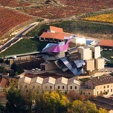 Briones museo de la cultura del vino y bodegas vivanco - Diseno de bodegas ...