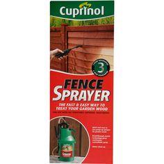 Cuprinol Manual Fence Sprayer