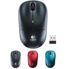 Logitech M215 - Mouse Wireless 1000dpi c/ Nano Receptor USB