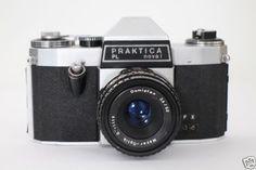 PRAKTICA-PL-NOVA-I-inkl-Domiplan-2-8-50-Carl-Zeiss-Jena-Antik-Vintage