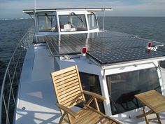 """How to Make Your Boat More """"Green"""" #SolarPanels #BoatUS"""