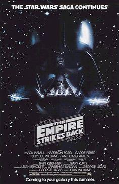 Empire Strikes Back poster art