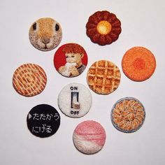 project - ipnot Punch Tool, Darning, Punch Needle, Rug Hooking, Embroidery Art, Fiber Art, Needlework, Patches, Cross Stitch