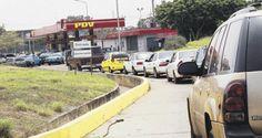 """El retraso que se ha presentado en el suministro de gasolinas en la parte central del país se debe al paso del fenómeno natural """"Matthew"""" en las costas ven"""
