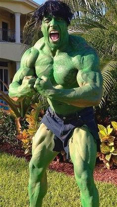 Dwayne Johnson en Halloween #disfraz