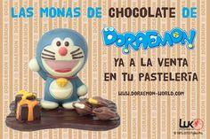 Las monas de Doraemon esta Semana Santa 2013 ya en tu pastelería