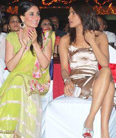 Kareena Kapoor and Priyanka Chopra