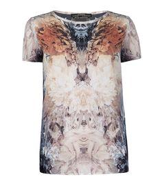 Wither T-shirt, Women, Tops, AllSaints Spitalfields