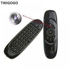 Tikigogo fly air mouse with voice search and mini Wireless Keyboard as remote controller TV attachment for iptv box 4g Wireless, Bluetooth, Fly Air, Mac Os, Linux, Keyboard, The Voice, Remote, Free Shipping