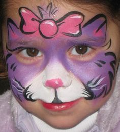 pink cat for carnaval maybe?