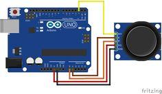 Analog Joystick with Arduino Tutorial