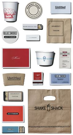 NYC, packed & labeled / Jens Mortensen for The New York Times. Cool #identity #packaging PD For you @Léonie van D