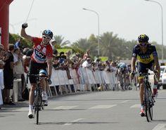 Froome wins stage 5 - via VeloNews/Graham Watson