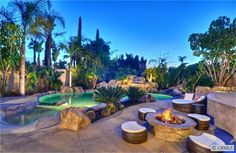 My future backyard.  All friends welcome!