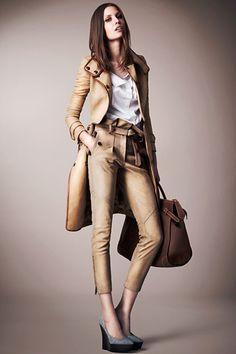 Burberry Resort 2013 Womenswear