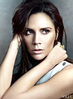 She is so beautiful, Victoria Beckham