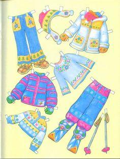 Paper Doll Lyalya 3.This From ven007 - MaryAnn - Álbuns da web do Picasa