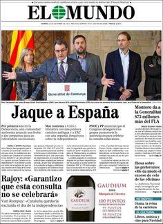 """""""Jaque a España"""""""
