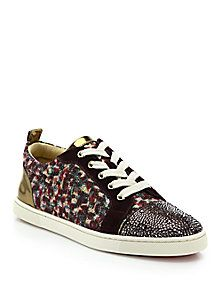 8003a47664a747 Christian Louboutin - Gondolastrass Low-Top Sneakers ( ) Cool Trainers