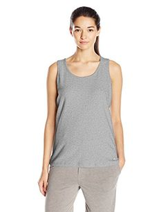 91b03acfee079 Nautica Womens Sweater Knit Lounge Tank Top Grey Heather Small     To view  further