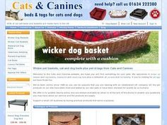 Cats and Canines Cat & Dog Supplies