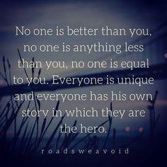 #roadsweavoid #rovoid #rovoidquotes #quotes #wordstoliveby #everyoneisunique #allarespecial