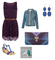 """""""Violets"""" by raya81084 on Polyvore featuring WearAll, Fat Face, Style & Co. and Attic"""