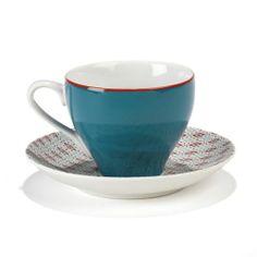 Tasse avec sous-tasse - Boem