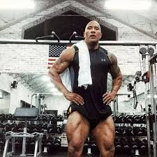 Dwayne Johnson (or the Rock) is considered as a big icon or hero for the gym culture with his eating schedules and hercules workouts.