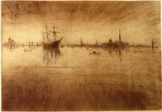Nocturn - James McNeill Whistler