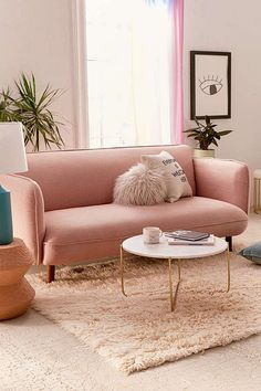 Harvey Sofa | Urban Outfitters