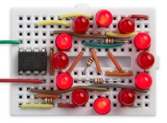 Twelve PWM Outputs from an Electronics Projects, Electronics Basics, Electrical Projects, Arduino Projects, Arduino Uno, Arduino Wireless, Adaptador Usb, Function Generator, 3d Printer Designs