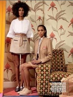 Rose In A Concrete World, Friday Fashion insider: Julia Sarr-Jamois