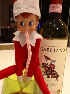 elf on the shelf ideas | Elf On The Shelf Ideas: Here's Where I Draw The Line With Our Elf Fred