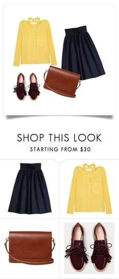 """""""Summer town"""" by konstancja-fiedorow on Polyvore featuring moda i Victoria, Victoria Beckham"""