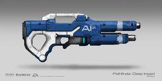 ArtStation - Mass Effect Andromeda - Deep Impact, Brian Sum