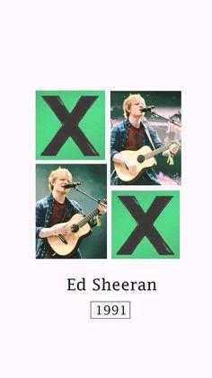 Multiply Ed Sheeran lockscreen