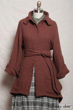 Amorette Shirt Jacket jkt-amorette-sh-jkt - Ivey Abitz Bespoke