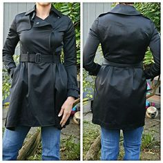 Simply Vera Vera Wang Coat Excellent condition!! Absolutely beautiful coat! Double breasted! Perfect mid-weight! Pockets as well, which is my favorite part of the jacket! Feel free to make a reasonable offer  Simply Vera Vera Wang Jackets & Coats