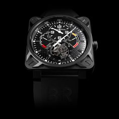 BR01 TOURBILLON, Bell & Ross Timepieces and Luxury Watches on Presentwatch