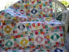 A Quilting Life: Two New Quilt Patterns!