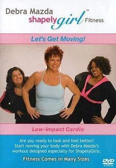 Shapely Girl: Let's Get Moving!: Low-Impact Cardio
