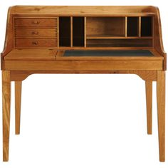 Lewis Writing Desk found on Polyvore