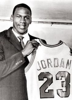 Michael Jordan Chicago Bulls NBA Draft